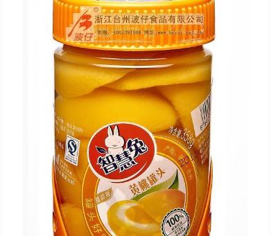波仔水果罐頭加盟