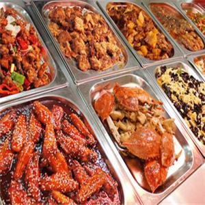 自選王中式快餐加盟