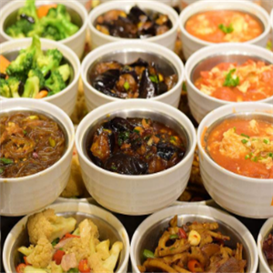 蒸燴煮中式快餐加盟