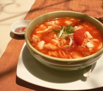 七碗海树番茄鱼米线加盟