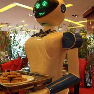 欧德堡机器人餐厅加盟