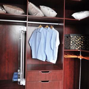 康洁整体衣柜加盟