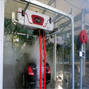 水斧無劃痕全自動洗車機加盟