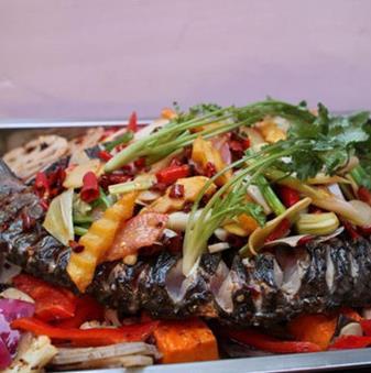 魚來魚旺紙上烤魚加盟