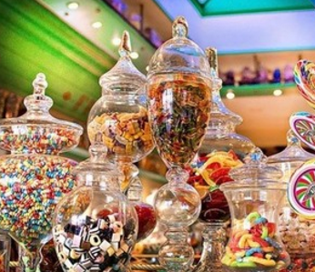 糖果特色店加盟