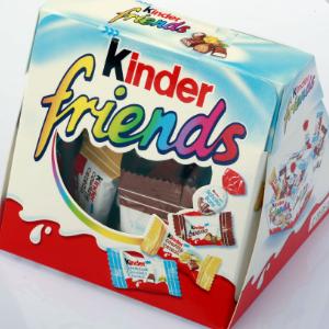 健达巧克力加盟