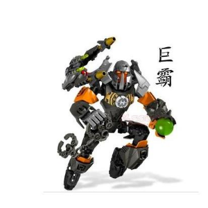 巨霸机器人加盟