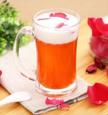 彩红帽奶茶汉堡加盟