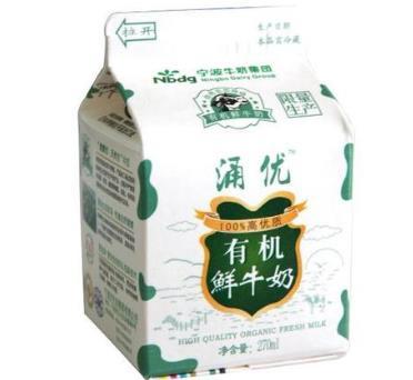 涌优牛奶加盟