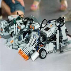 孚森机器人教育加盟