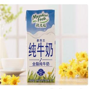紐麥福牛奶加盟