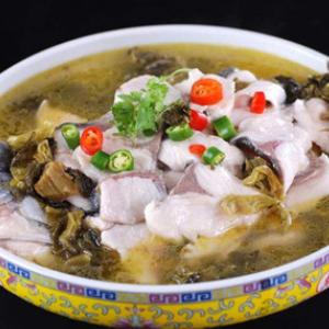 阿坤酸菜鱼加盟