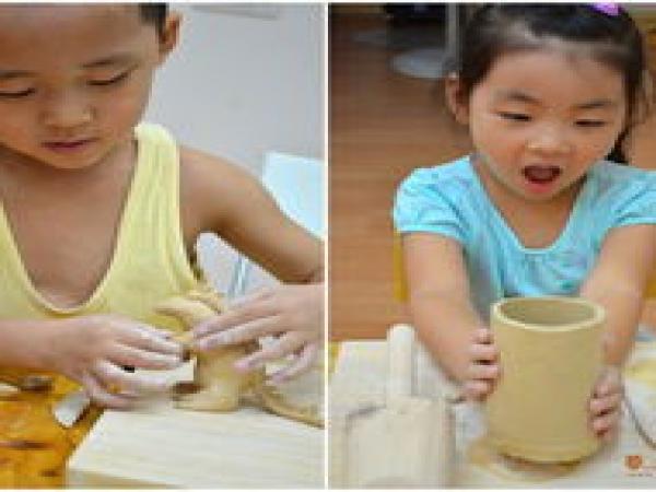 小泥匠陶藝招商加盟