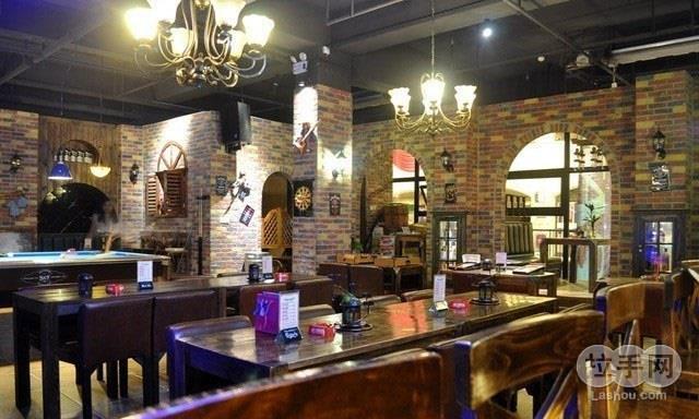 神秘园酒吧招商加盟