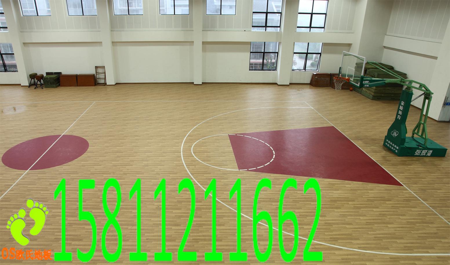山东体育木地板价格 篮球场木地板材质 体育馆木地板厂家