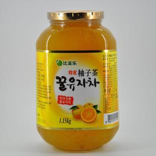 比亚乐柚子茶招商加盟