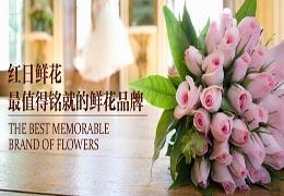 红日鲜花招商加盟