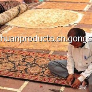 手工地毯零售招商加盟
