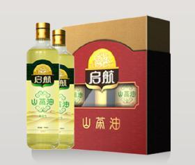 启航茶油招商加盟