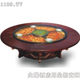 林钰王电动餐桌招商加盟