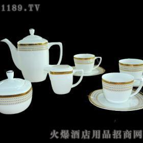 卢升骨瓷咖啡设备招商加盟