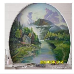 泰美仕液体壁纸建材墙艺招商加盟