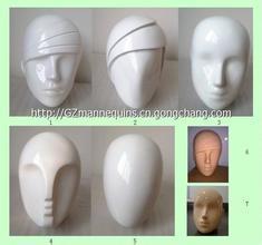 卓雅塑料模特招商加盟