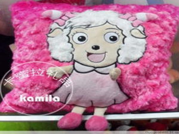 卡蜜拉毛绒玩具招商加盟