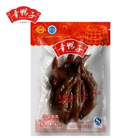 章鸭子食品招商加盟