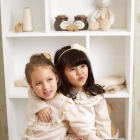 天彩纺织服装童装招商加盟