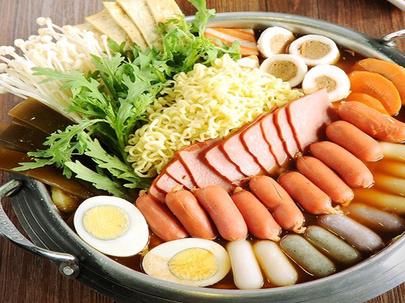 米字旁韩国餐厅加盟