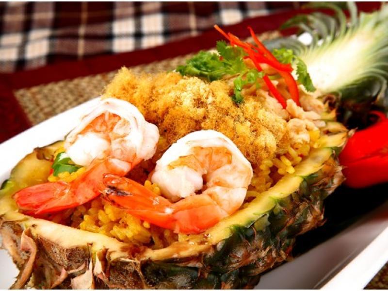 泰润味泰国菜加盟