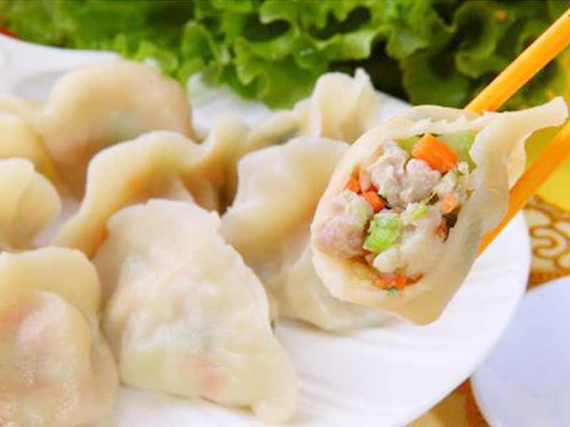 舌尖上的水饺餐厅招商加盟