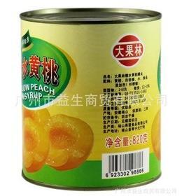 大果林水果罐头招商加盟