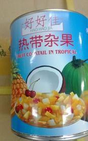 好好佳水果罐头招商加盟