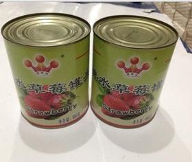 樱桃园水果罐头招商加盟