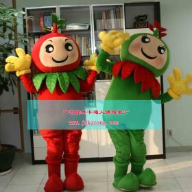 经典卡通人偶服装童装招商加盟