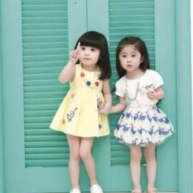 钻石童年童装招商加盟