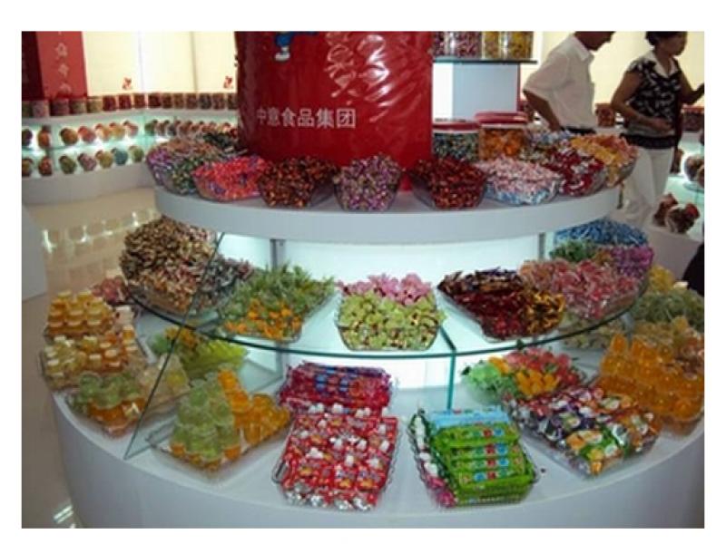 中意糖果招商加盟