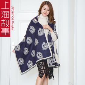 上海故事装饰围巾招商加盟