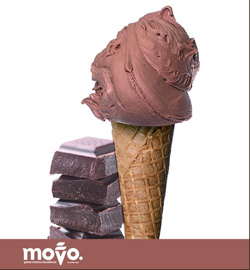MOVO意式冰淇淋招商加盟