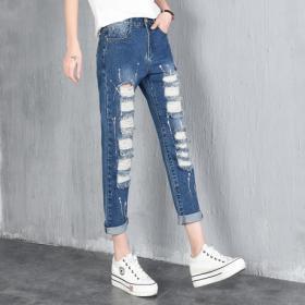 蓝宝石牛仔裤招商加盟