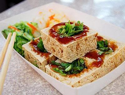 王老四臭豆腐加盟