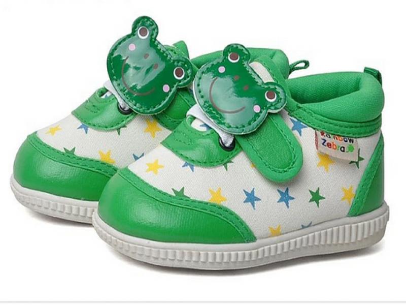 彩色斑马童鞋招商加盟