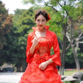 红言婚纱礼服加盟