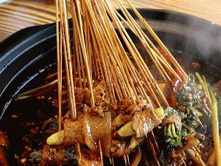 原始砂锅串串香加盟