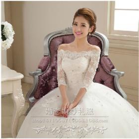 婚恋婚纱礼服加盟