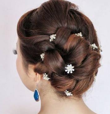 彩妆盘头养发馆招商加盟