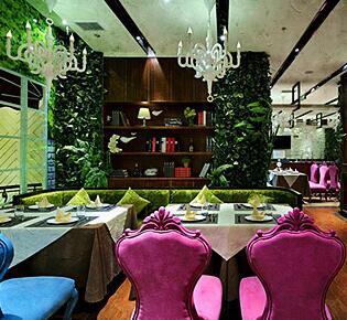 宝龙丽笙酒店北纬31度西餐厅招商加盟
