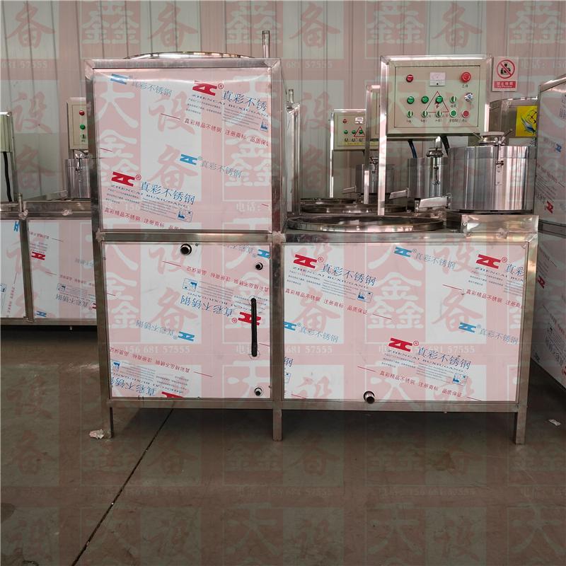 天鑫豆制品加工设备招商